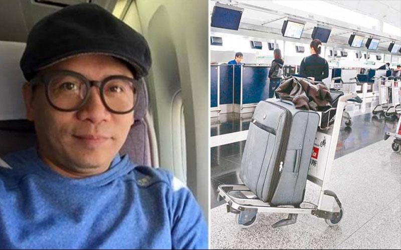 許傑輝在機場遇到路人請求他幫忙分攤行李重量,他竟「一句話」狠狠拒絕!雖然當場讓路人傻眼,但他這樣做卻讓大家都拍手叫好!!  -