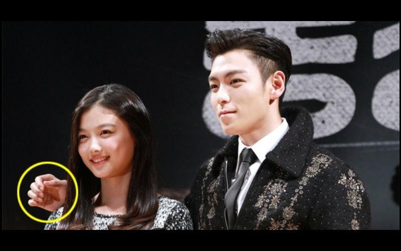 韓國男明星「永遠不會直接碰觸到女人」的手勢是有原因的,知道真相後讓許多人更愛他們了!!  -
