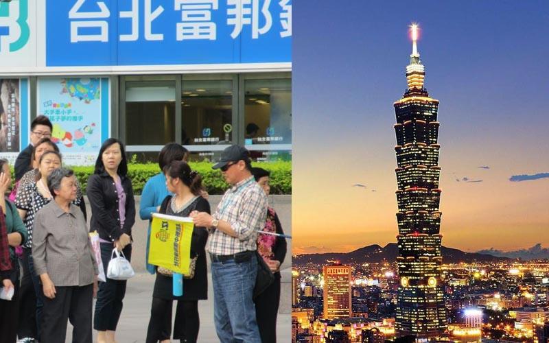 中國遊客逛台灣每到一個地方都被嚇死!上網PO文一一列出竟讓台灣人看到想哭!!  -