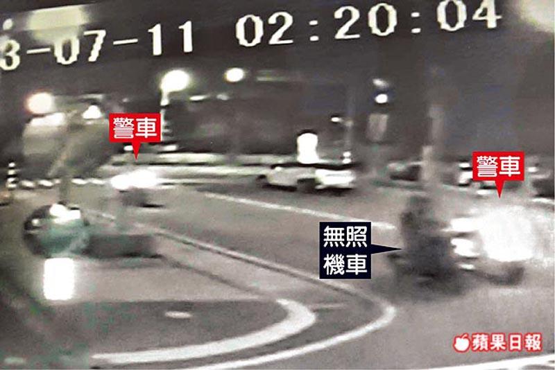 遲來的正義!男逼撞警車自摔亡,警獲判無罪!!