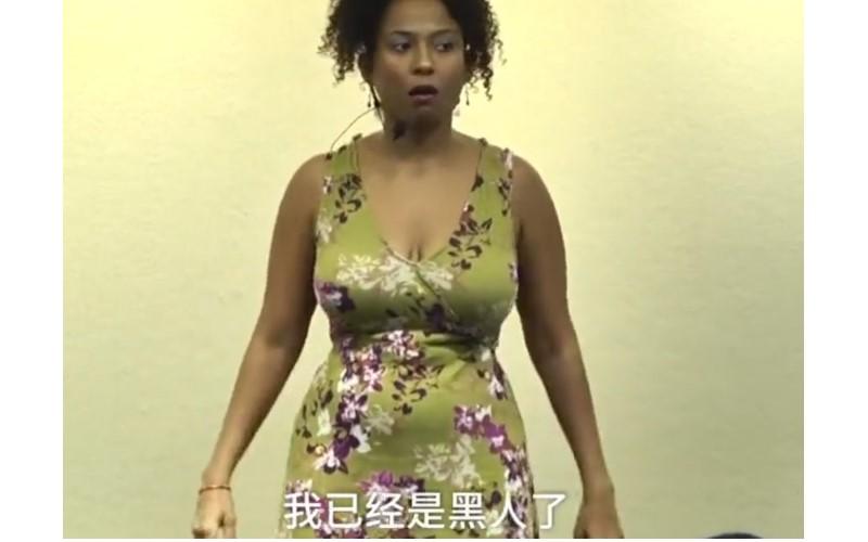黑人搞笑說中文:「我不怕曬黑,我已經是黑人了」狂撂成語「濃濃台灣腔」讓網友笑瘋了XDD
