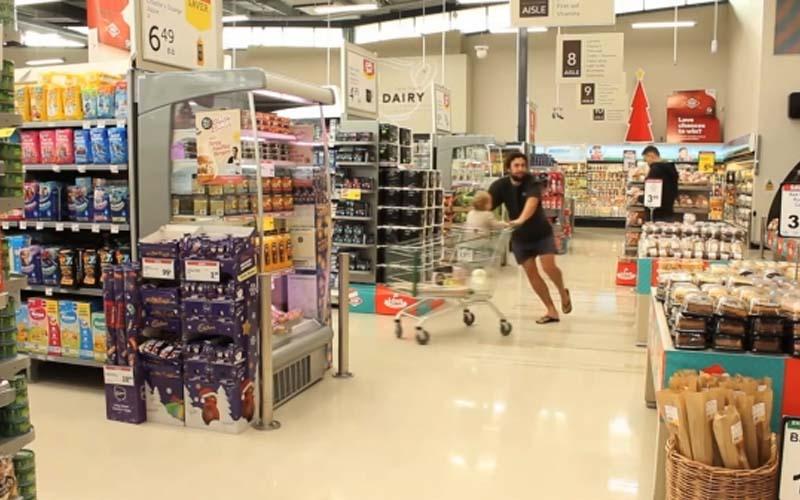 讓老爸單獨帶孩子逛超市會發生的各種狀況,網友從頭笑到尾「覺得好ㄎㄧㄤ啊!」