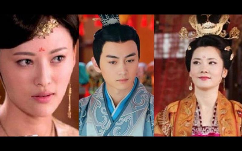 唐朝宮內秘史!皇后看上女婿,居然跟女兒共用一個男人!共用還不是最誇張的,母女竟然還一同與此男...未免也太開放了吧!!