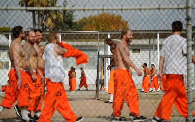 美國監獄潛規則揭密!提醒你千萬別長太娘,否則會被當成囚犯爆菊的目標!