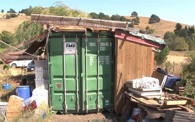 單親媽厭倦賺錢付房租,改造「5坪貨櫃箱」讓大家都驚呆了!