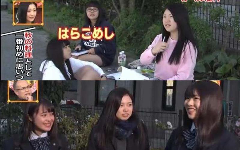 國中妹當年受訪還是「普妹」,時隔兩年變高中生竟「顏值大突破」!:男同學應該很後悔沒出手