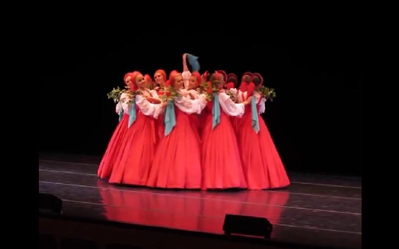 俄羅斯超神秘「漂浮舞蹈」練習片段曝光!終於解惑可以在舞台上漂浮的關鍵秘密!(影)