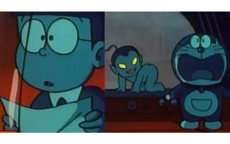 造成無數人「童年陰影」?這應該是「哆啦A夢」最恐怖的一集了!