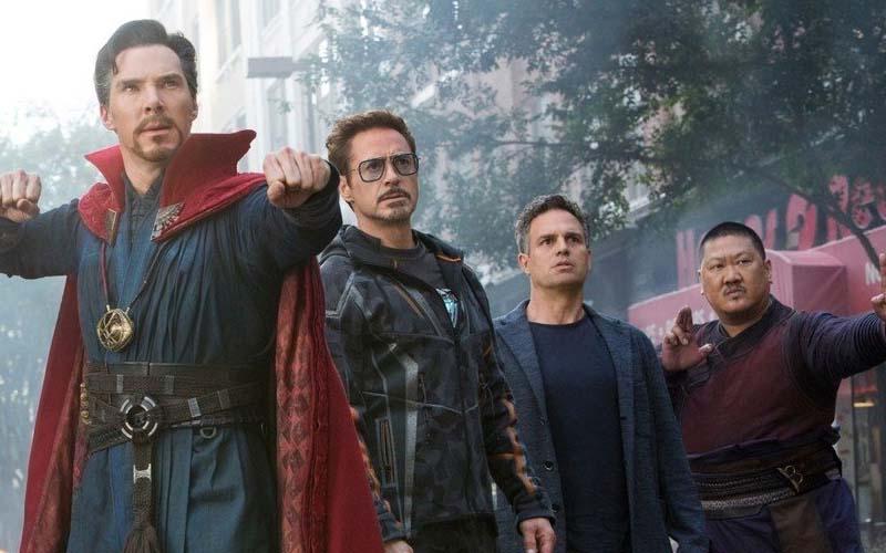 《復仇者聯盟3》的演員薪水排行前五名!鋼鐵人薪水比所有人還高很多!