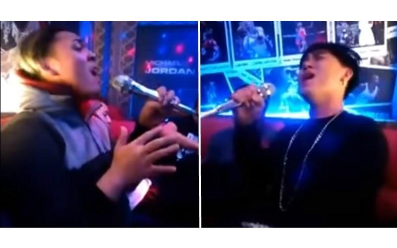 原住民在KTV開「演唱會」超嗨「高音飆破天際」網友:這唱功強到可以出道了