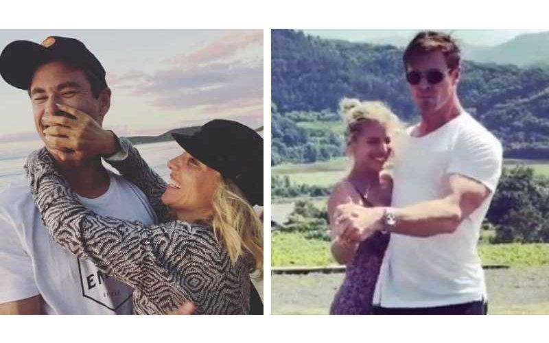 老婆42歲生日!雷神索爾跳雙人舞慶祝 熱情藏不住...網友笑歪:根本男神經