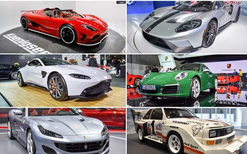 全球最貴十大豪車排行,第一名根本沒聽過!一台售價五千萬起跳!