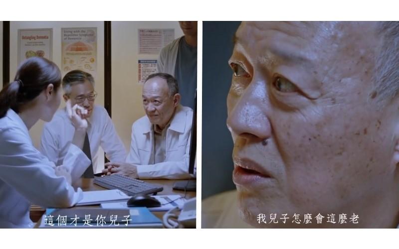 「金士傑」演技大爆發!演活失智爸...認不出親生兒子 在醫院的「這段告白」賺人熱淚