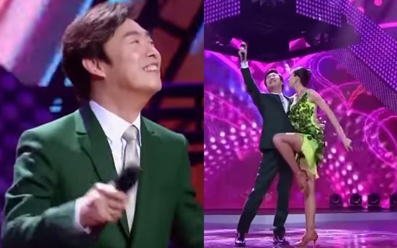 費玉清重新演繹《失戀陣線聯盟》,爵士曲風搭配「扭蛇腰舞技」炒熱現場氣氛!