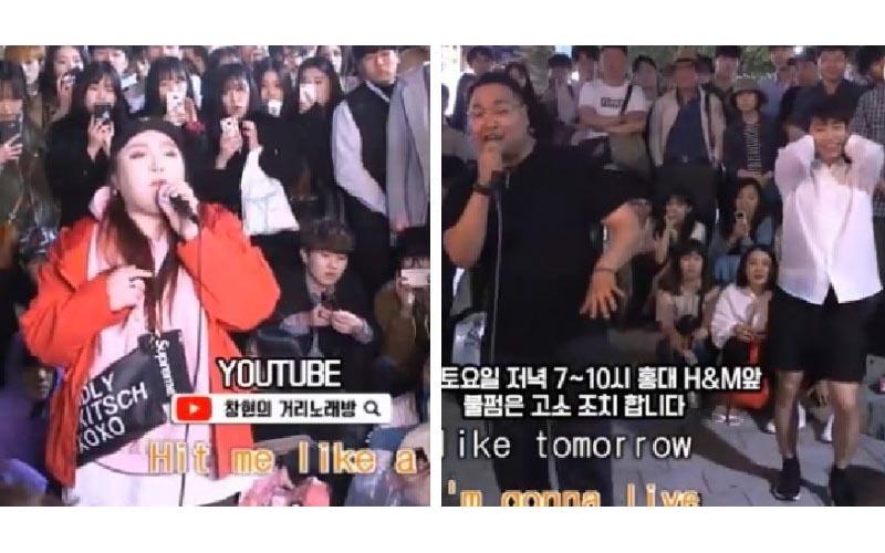 韓國直播「路人唱卡拉OK」實力派神人現身「爆難神曲」嚇翻網友:怎麼飆上去的啦!