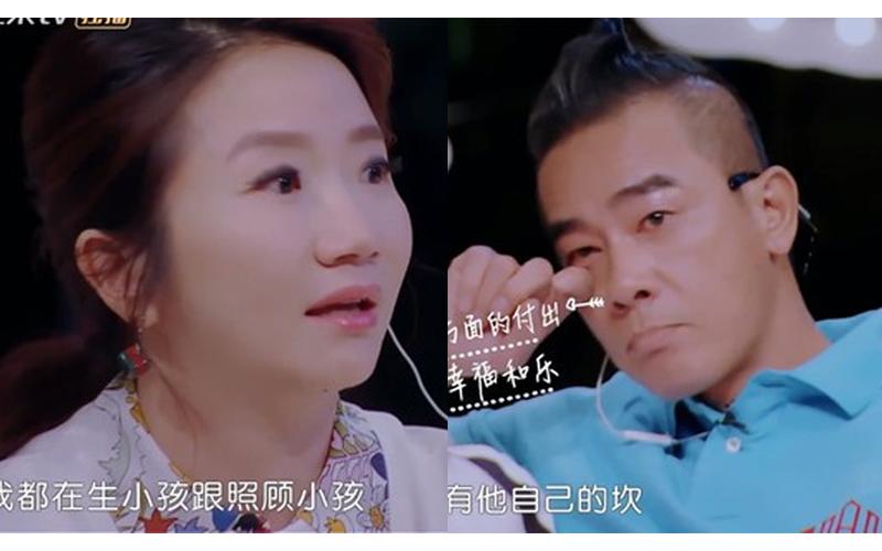陶晶瑩哽咽談:「她一定很愛你」,深情告白「女人為了家庭,不會後悔...」現場逼哭陳小春!