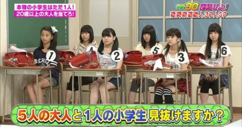 這6個女孩裡「只有一個是小學生其他都是成年人」,網友答對一秒突破盲點!