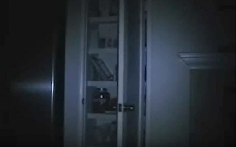 廚房櫃子每天半夜都自己打開,屋主架設監視器,果然到半夜又打開了...網友建議他拉近看!