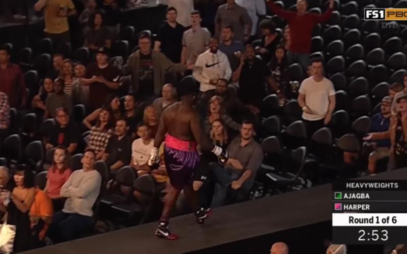 史上最短比賽!拳擊手聽到鈴響頭也不回「直接跨出擂台」 堅持走人原因被噓爆:太丟臉